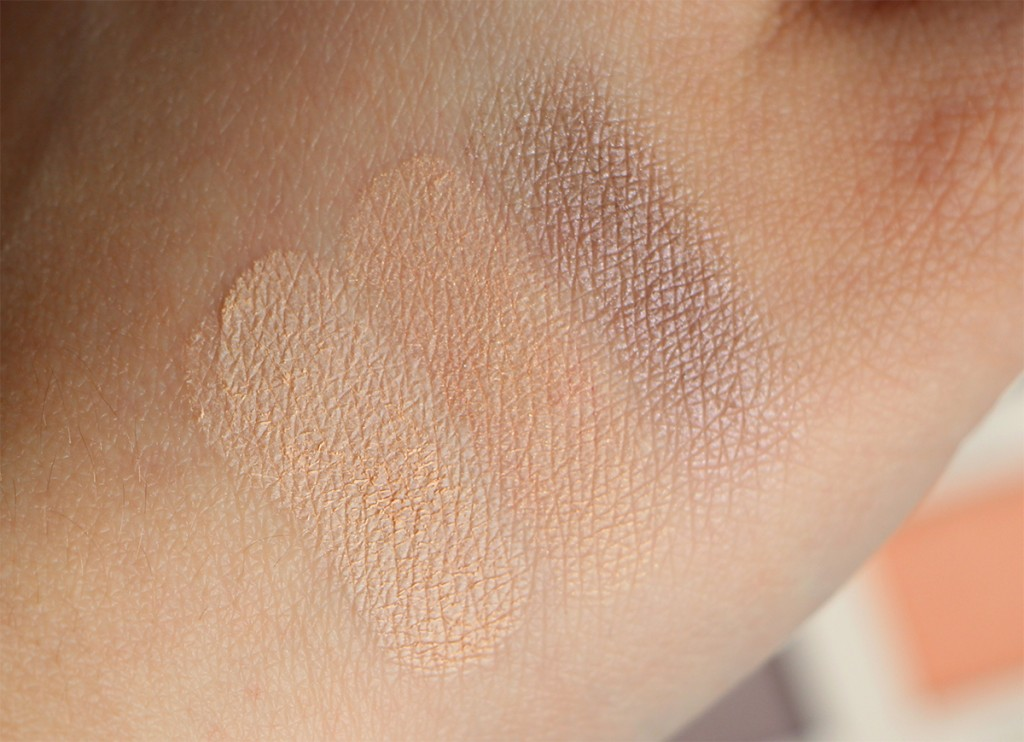 sephora swatch sunbleached palette1