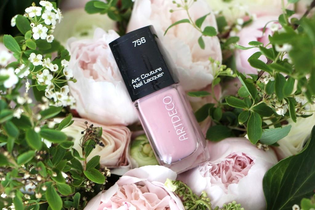 artdeco nail polish couture azalea