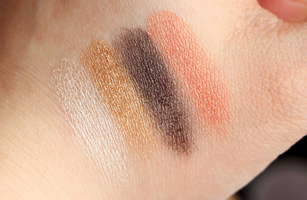 call of the canyon mac swatches palette vibe tribe