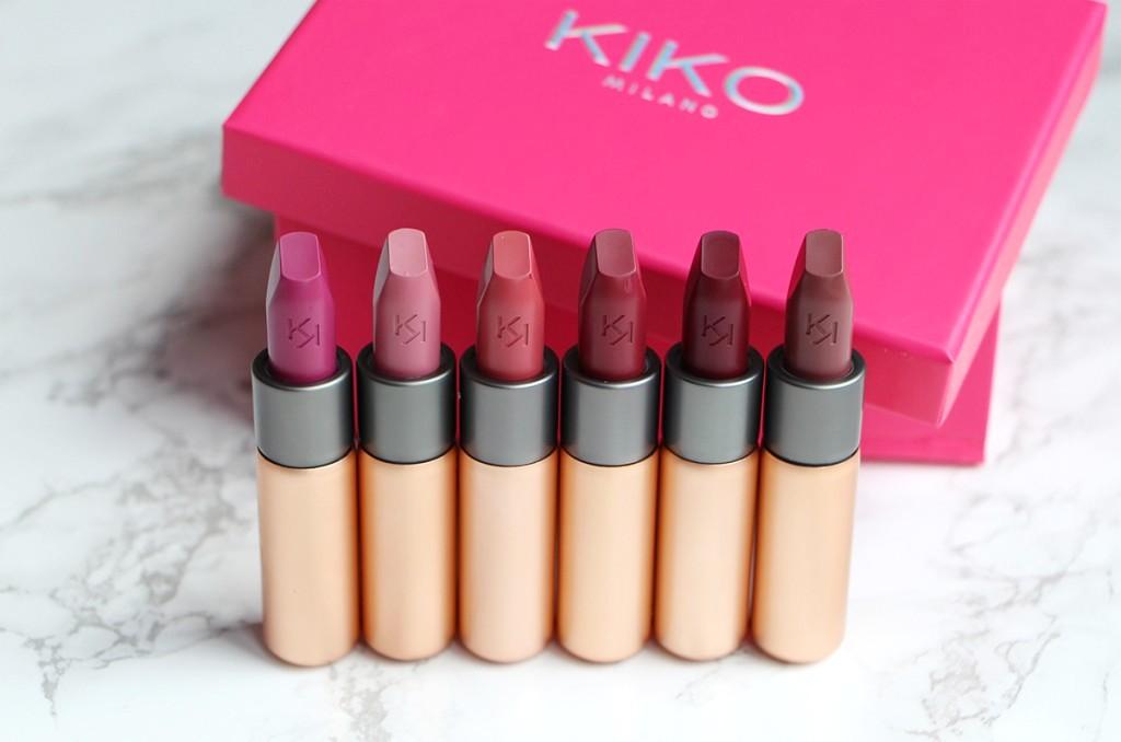 kiko velvet passion matte lipstick111