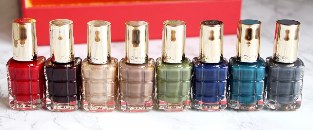 loreal vernis collection nail polish a l'huile oil$