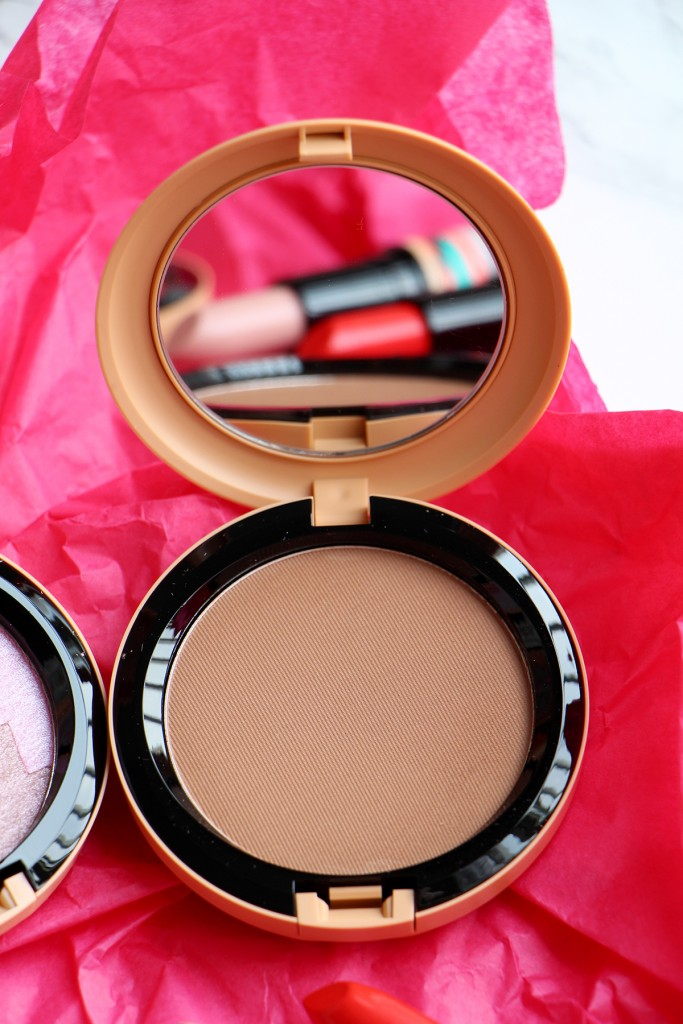 mac vibe tribe matt ebronze bronzer powder