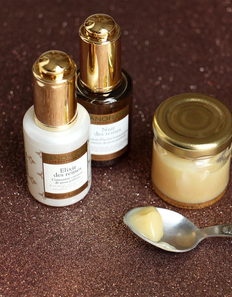 elixir sanoflore reines