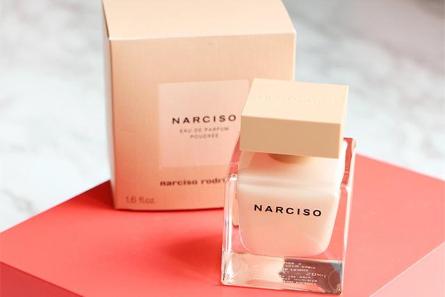 Narciso, l'eau de Parfum Poudrée : mon petit cocon de