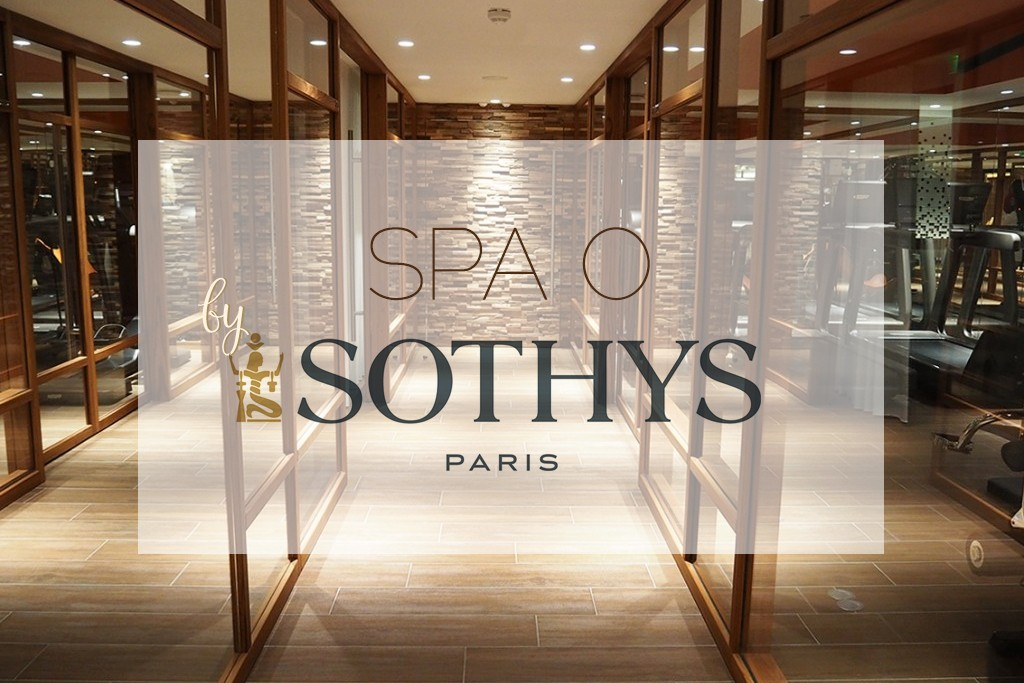 spa o by sothys l h tel renaissance r publique paris. Black Bedroom Furniture Sets. Home Design Ideas