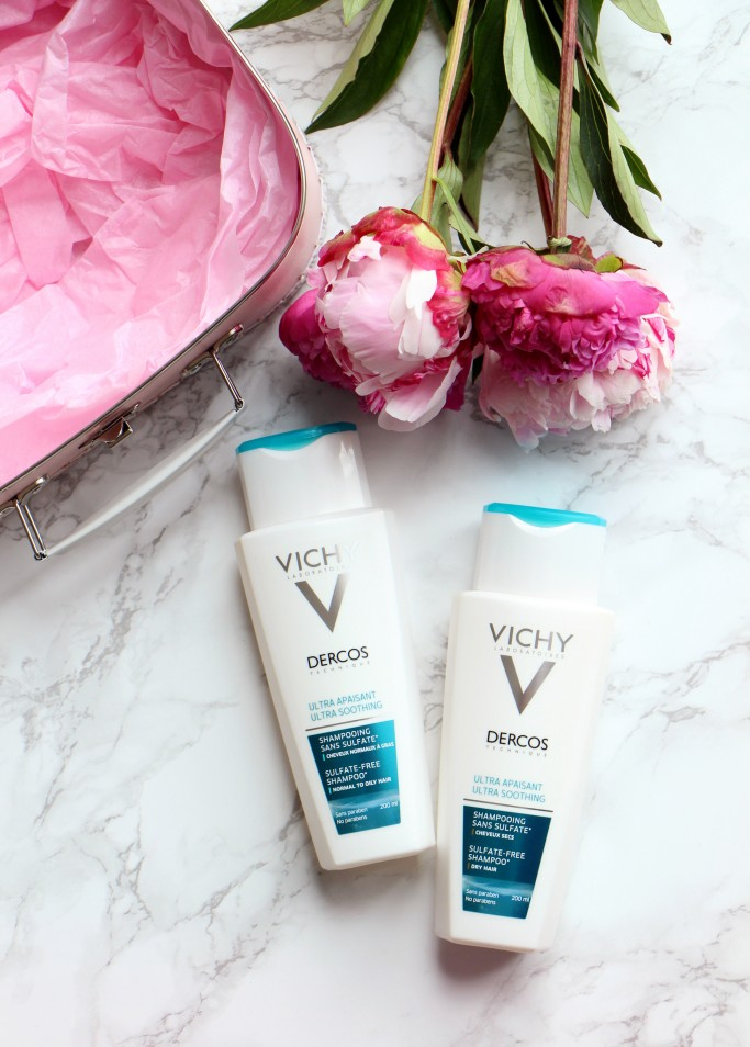 vichy dercos ultra apaisant 2 versions