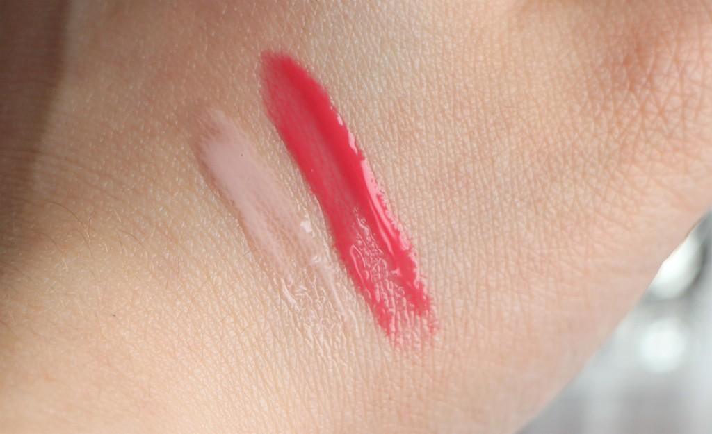 dior swatch milky lips 1