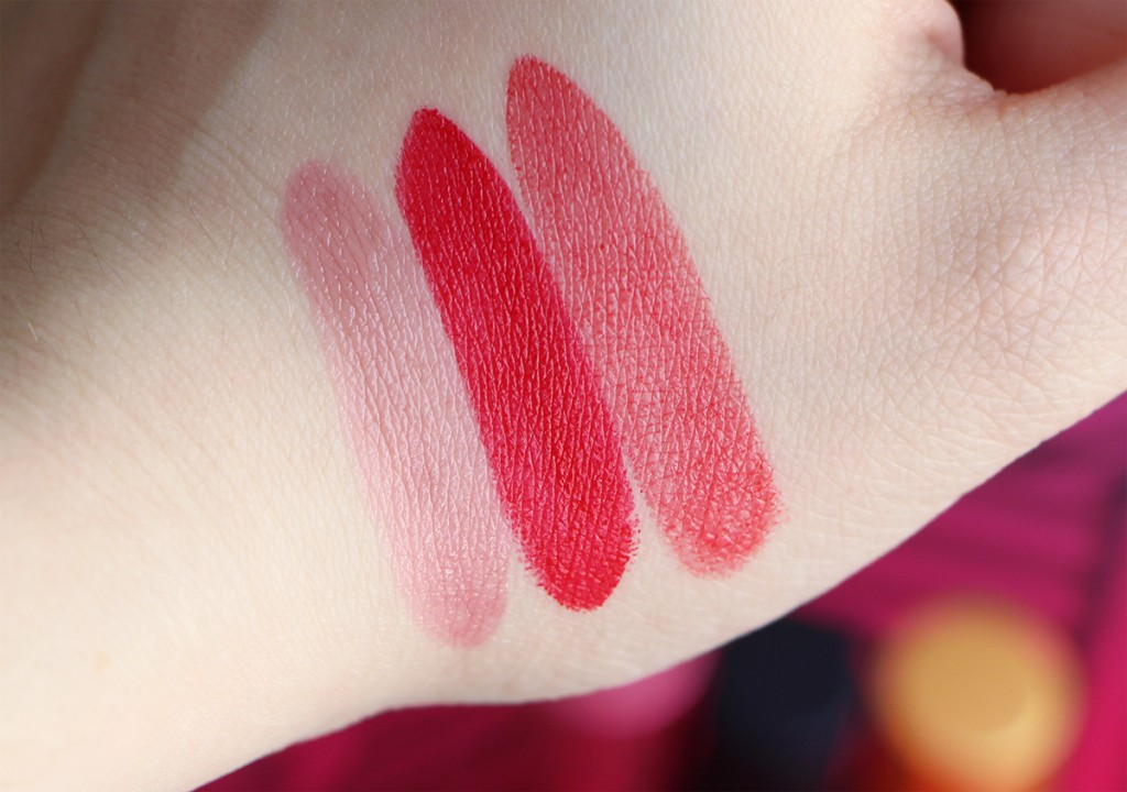 lipstick queen swatches