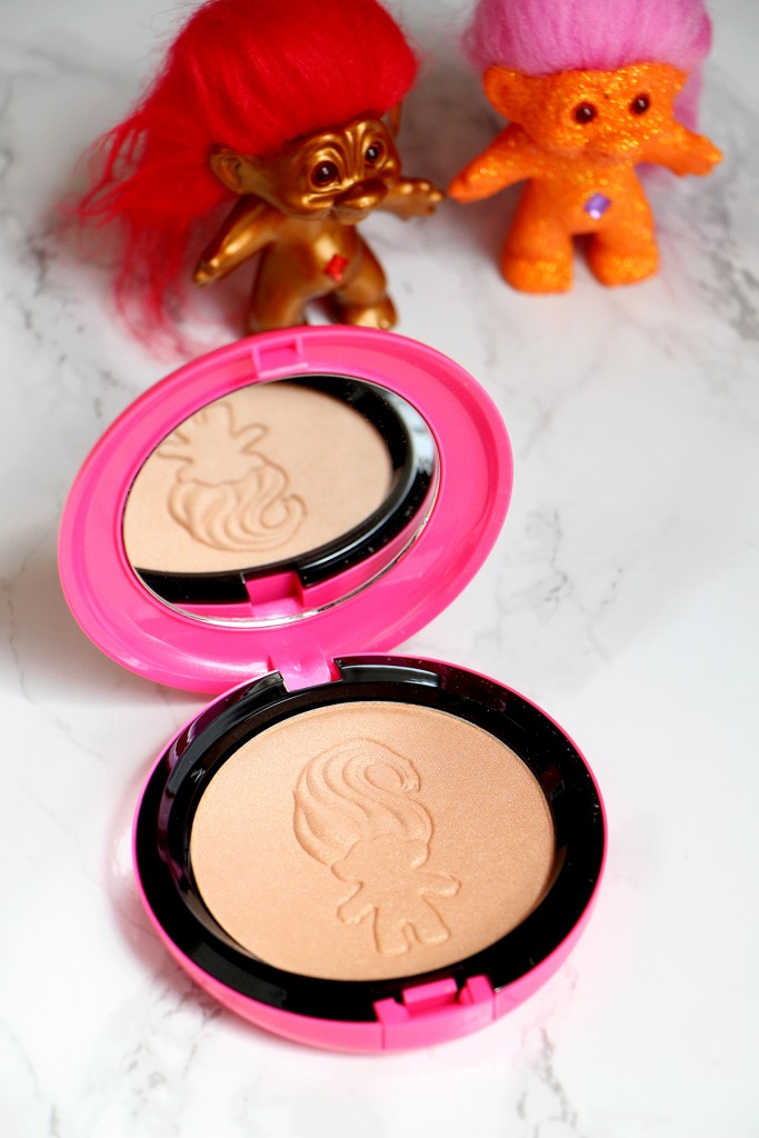 mac trolls powder Glow Rida