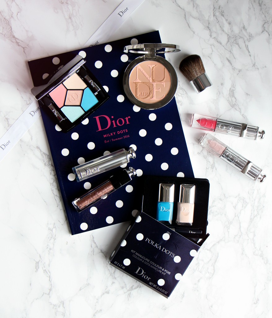 milky dots dior collection summer 2016 ete 2016 maquillage makeup 1200