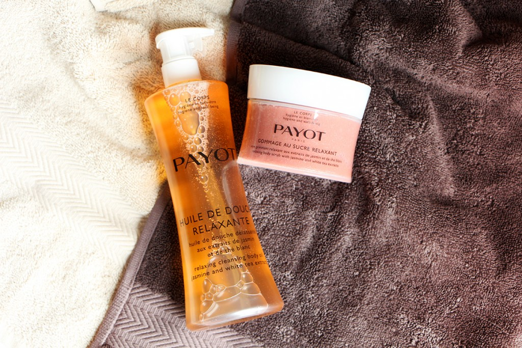 rituel relaxant corps payot