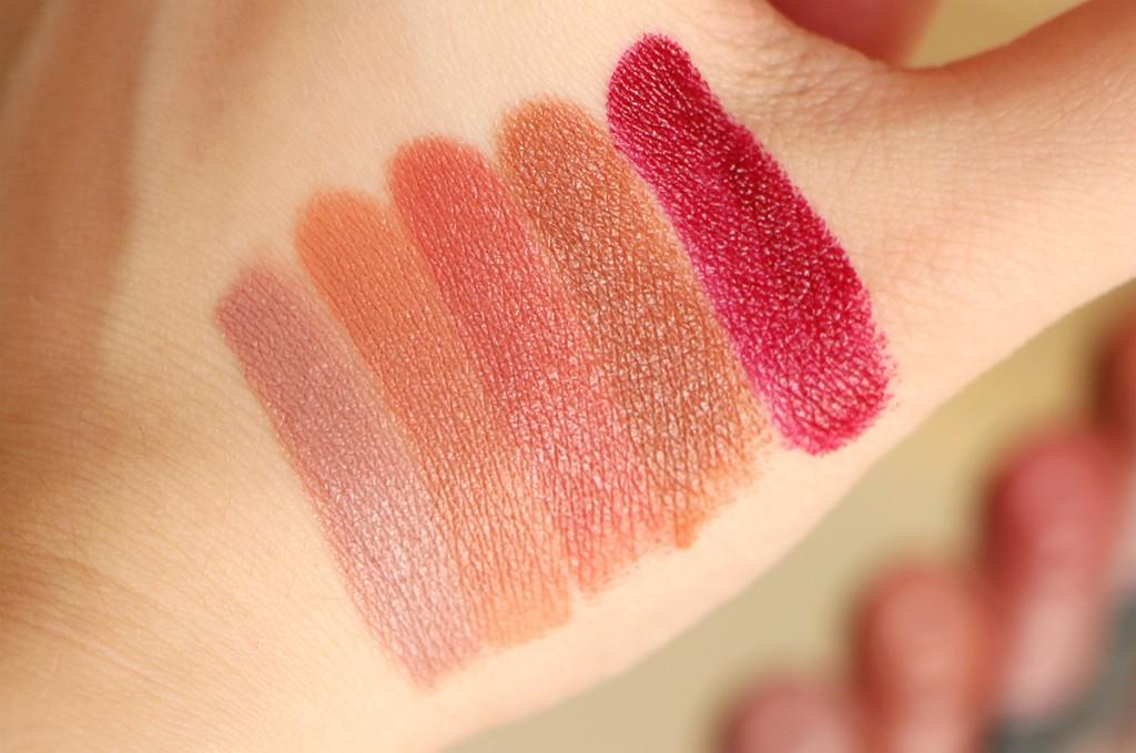 Extremement LIPTENSITY, le nouveau rouge à lèvres MAC (swatches des 24 teintes MT-29
