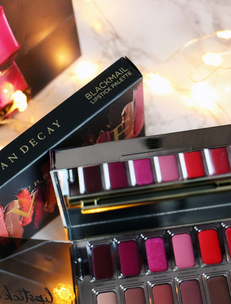 blackmail palette lipstick vice urban decay open zoom