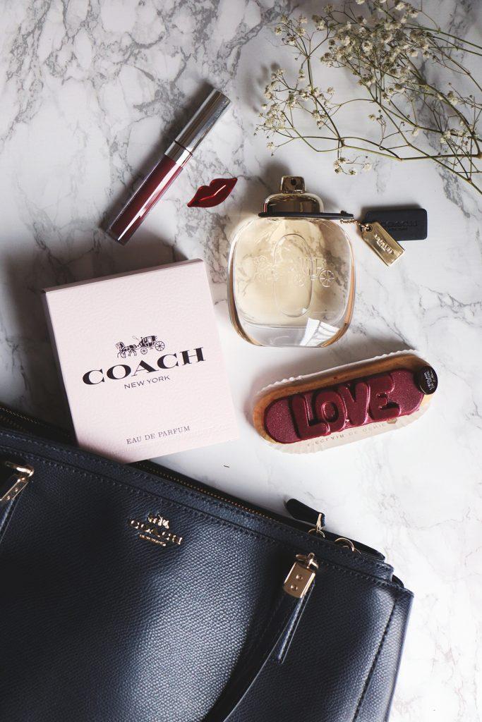 coach parfum nouveaute avis