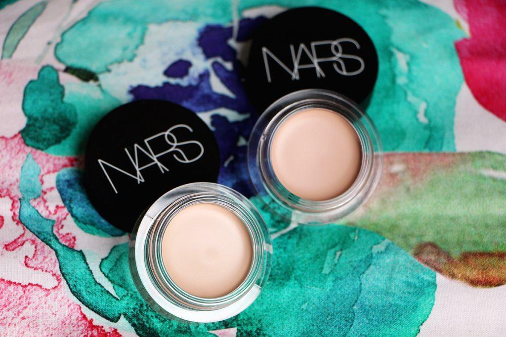 nars soft matte complete concealer open