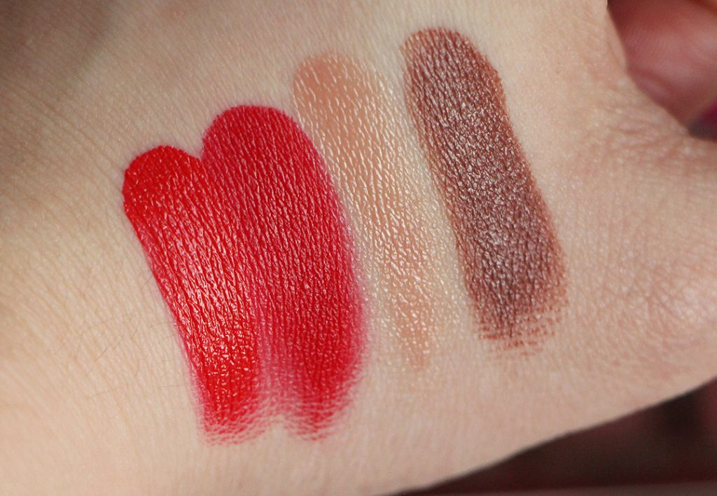 urban decay vice palette blackmail lipstick swatch 3