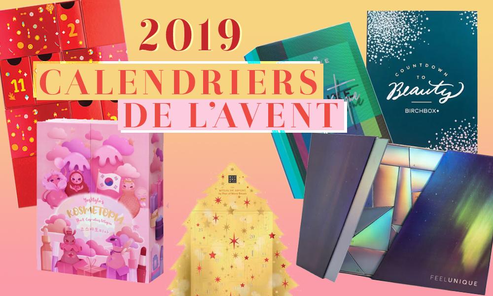 Tous Les Calendriers De L Avent 2019 Lodoesmakeup Blog